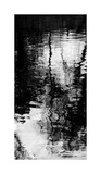 Reflecting Triptych II Giclee Print by Michael Barrett
