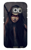 Howl Galaxy S6 Edge Case by Charlie Bowater