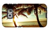 Bimini Sunset Galaxy S6 Edge Case by Susan Bryant