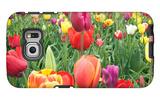 Tulips Galaxy S6 Edge Case by  Lantern Press