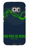 Monaco Grand Prix 2 Galaxy S6 Edge Case by  NaxArt