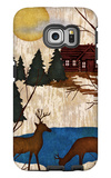 Cabin in the Woods I Galaxy S6 Edge Case by Nicholas Biscardi