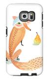 Happy Fox Galaxy S6 Edge Case