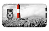 Lighthouse Border Galaxy S6 Edge Case by Anna Coppel