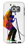 Tom Watercolor Galaxy S6 Edge Case by Lora Feldman