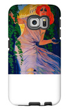 San Pellegrino Vintage Poster - Europe Galaxy S6 Edge Case by  Lantern Press