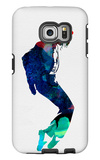 Michael Watercolor Galaxy S6 Edge Case by Lora Feldman