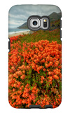 Summer Morning Coastal Color Galaxy S6 Edge Case by Vincent James