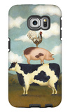 Farm Animals Galaxy S6 Edge Case