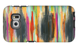 Aztec Abstract Galaxy S6 Edge Case by Melissa Lyons