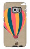 Hot Air Balloon Galaxy S6 Edge Case by  Lantern Press