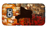 Grand Piano Galaxy S6 Edge Case by Carmen Guedez