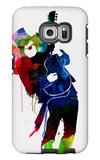 Slash Watercolor Galaxy S6 Edge Case by Lora Feldman