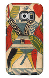Jack of Hearts Card Galaxy S6 Edge Case
