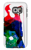Noel Watercolor Galaxy S6 Edge Case by Lora Feldman