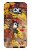 Bird on Branch Galaxy S6 Edge Case