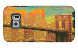 Vibrant City 1 Galaxy S6 Edge Case by Christopher James