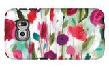 Happy Garden Galaxy S6 Edge Case by Carrie Schmitt