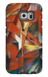The Fox, c.1913 Galaxy S6 Edge Case by Franz Marc