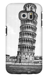 The Leaning Tower of Pisa Photograph - Pisa, Italy Galaxy S6 Edge Case by  Lantern Press
