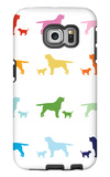 Rainbow Labs Galaxy S6 Edge Case by  Avalisa