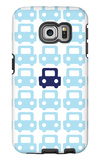 Blue Parking Lot Galaxy S6 Edge Case by  Avalisa
