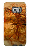 Golden Tree Galaxy S6 Edge Case by Philippe Sainte-Laudy