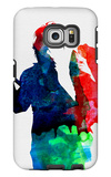 Alice Watercolor Galaxy S6 Edge Case by Lora Feldman