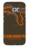 Belgian Grand Prix 1 Galaxy S6 Edge Case by  NaxArt