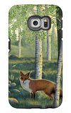 Fox in the Forest Galaxy S6 Edge Case