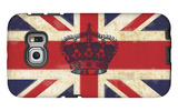 Royal Union Jack Galaxy S6 Edge Case by Sam Appleman