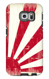 Grunge Japan Flag. An Old Japan Grunge Flag For You Galaxy S6 Edge Case by  TINTIN75