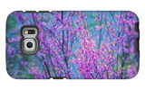 Redbud River Abstract Galaxy S6 Edge Case by Vincent James