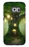 Fantasy Tree House Galaxy S6 Edge Case by  egal