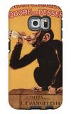 Italy - Anisetta Evangelisti Liquore da Dessert Promotional Poster Galaxy S6 Edge Case by  Lantern Press
