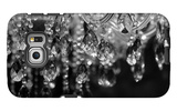 Chrystal Chandelier Close-Up. Glamour Background With Copy Space Galaxy S6 Edge Case by Dasha Petrenko