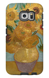 Sunflowers, c.1889 Galaxy S6 Edge Case by Vincent van Gogh