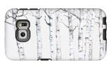Birch Grove 2 Galaxy S6 Edge Case by Hope Smith