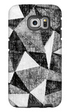 Natural Architecture 2 B&W Galaxy S6 Edge Case by Edith Lentz