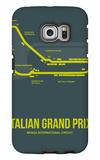 Italian Grand Prix 2 Galaxy S6 Edge Case by  NaxArt
