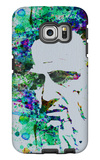 Godfather Watercolor Galaxy S6 Edge Case by Anna Malkin