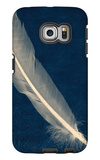 Plumes and Quills 1 Galaxy S6 Edge Case by Dan Zamudio