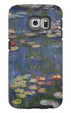Water Lilies (Nympheas), c.1916 Galaxy S6 Edge Case by Claude Monet