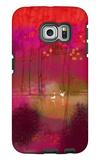 Swans on Lake Galaxy S6 Edge Case