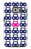 Pink Parking Lot Galaxy S6 Edge Case by  Avalisa