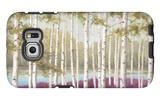 Plum Forest Floor Galaxy S6 Edge Case by Jill Schultz McGannon