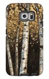 Shimmering Birches 2 Galaxy S6 Edge Case by Arnie Fisk