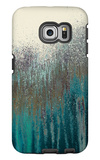 Teal Woods Galaxy S6 Edge Case by Roberto Gonzalez