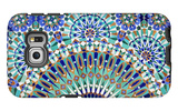Oriental Mosaic In Morocco Galaxy S6 Edge Case by  p.lange