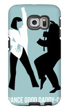 Dance Good Poster 1 Galaxy S6 Edge Case by Anna Malkin